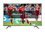 Hisense H45N5750UK 45-Inch 4K UHD Smart TV - Silver (2017 Model)