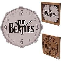 statuettedeco–Pendolo da Parete tamburo Beatles licenza