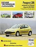Rta 694.2 Peugeot 206 Essence et Diesel depuis 04/2003