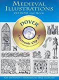 Medieval Illustrations: Electronic Clip Art for Macintosh and Windows (Dover Electronic Clip Art)