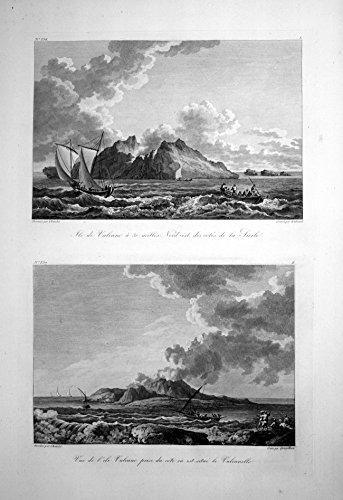 ile-de-vulcano-a-30-milles-nord-est-des-cotes-de-la-sicile-isola-di-vulcano-sicilia-veduta-incisione