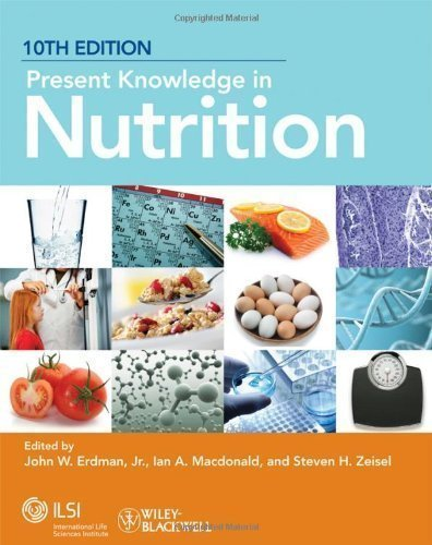 Present Knowledge in Nutrition 10th (tenth) edition published by Wiley-Blackwell (2012) Paperback