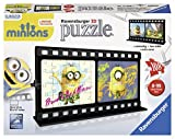 Ravensburger 3D-Puzzle 11208 - Filmstreifen Minion, Natural, bunt