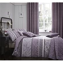 suchergebnis auf f r bettw sche flieder. Black Bedroom Furniture Sets. Home Design Ideas