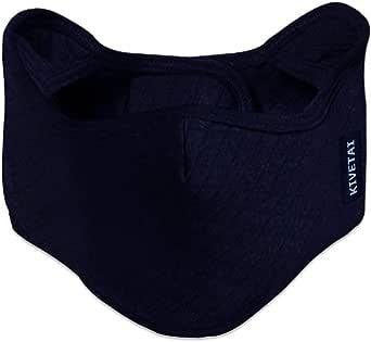 Halbe Gesichtsmaske Ski Maske Windschutz Mundmaske Winterwärmer Staubmaske Mit Ohrenschützern Für Erwachsene Einstellbar Für Motorrad Radfahren Skifahren Snowboard Wandern Outdoor Aktivitäten Bekleidung