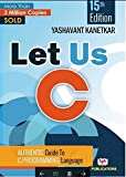 Yashavant Kanetkar (Author) (404)  Buy:   Rs. 297.00  Rs. 277.00