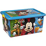 Caja Ordenacion Mickey 23 L.