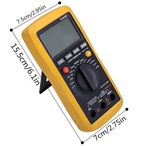 Zoom IMG-1 mlq multimetro digitale portatile ad
