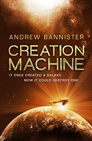 book cover of Creation Machine