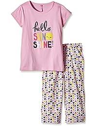 Lina Pink Soleil - Ensemble de pyjama - Fille
