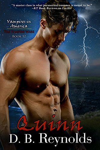 Quinn (Vampires in America: The Vampire Wars Book 12) by [Reynolds, D. B.]