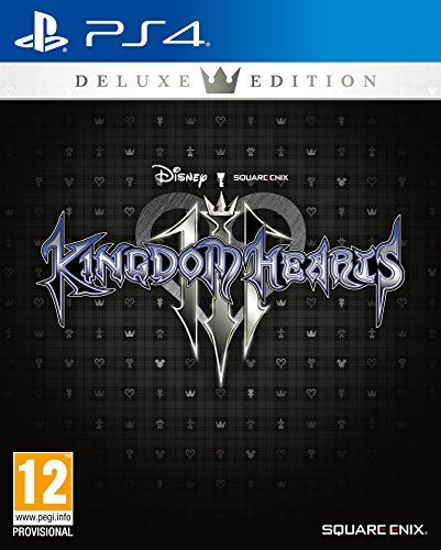 Kingdom Hearts 3 Deluxe Edition  (PS4)