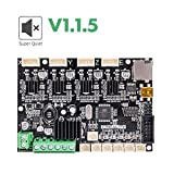 Comgrow Creality 3D 1.1.5 Neues Upgrade Silent Mainboard für Ender-3 Angepasstes Silent Board, Ender-3 Mute Silent Motherboard