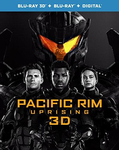 Pacific Rim Uprising (3D Blu-Ray and Blu-Ray Plus Digital Download)