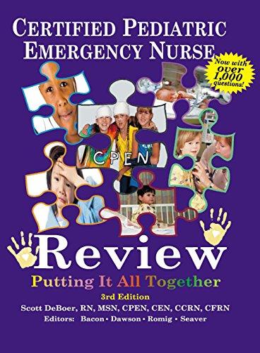 Como Descargar En Utorrent Certified Pediatric Emergency Nurse Review: Putting It All Together Archivo PDF