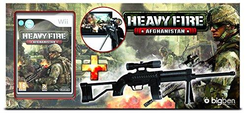 Heavy Fire : Afghanistan + Gun [import allemand]
