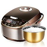 LIUYU Smart Rice Cooker Touch Apparecchi automatici per il timer automatico,5 litri (5017TM)