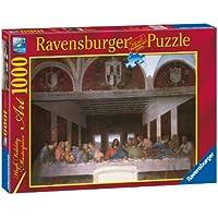 Ravensburger 15776 Leonardo: L'ultima cena Puzzle 1000 pezzi Arte