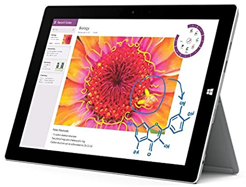 Microsoft Surface 3 Tablet PC 32GB WLAN, 10,8 Zoll, Windows 8.1 Pro -Model: 7G7-00003