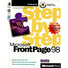 Microsoft FrontPage 98 Step by Step by Catapult Inc (1997-11-01)