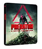 Predator 3 Movie Collection - Steelbook (3 Blu Ray)