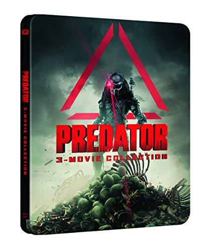 Trilogía Predator (Steel