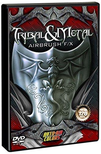 Tribal & Metal Airbrush F/X - Airbrush Dvd