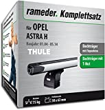 Rameder Komplettsatz, Dachträger SlideBar für Opel Astra H (115048-05098-6)