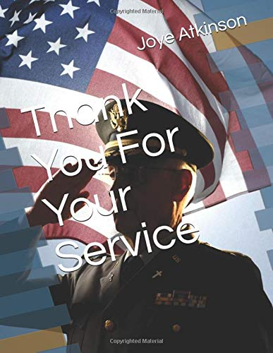 Thank You For Your Service por Joye Atkinson
