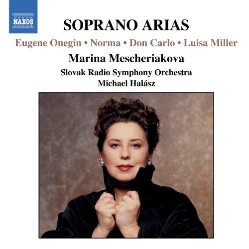 Soprano Arias (Marina Mescheri...
