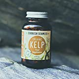 The Cornish Seaweed Company Organic Kelp 520mg (60 Capsules) from The Cornish Seaweed Company