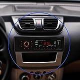 Asiproper Mini Multifunktions bueooth Fahrzeug MP3-Player Unterstützung Freisprecheinrichtung Call