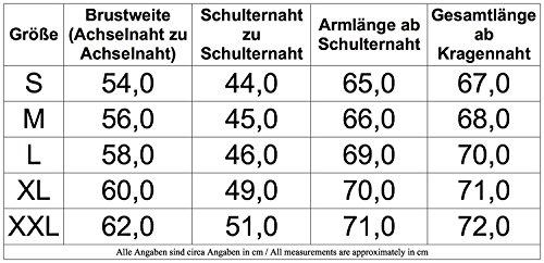 Höhenhorn 83F4 Balmhorn Herren Jacke Übergangsjacke Steppjacke Schwarz S - 5