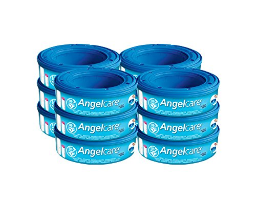 Preisvergleich Produktbild Angelcare Windelentsorgungs-System Refill Kassetten 12-er Pack