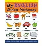 [( My English Sticker Dictionary )] [by: Catherine Bruzzone] [Jul-2012]