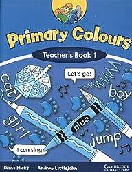 Primary Colours Teacher's Book 1 + 2 audio cd's