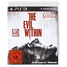 The Evil Within (USK 18 Jahre) PS3 by ak tronic