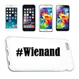 Handyhülle Samsung S7 Edge Galaxy Hashtag ... #Wienand ... im Social Network Design Hardcase Schutzhülle Handycover Sm