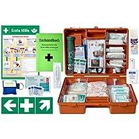Erste-Hilfe-Koffer Gastro Pro M5 für Betriebe Din/EN 13157 inkl. Augenspülung + Brandgel + detektierbare Pflaster... preisvergleich bei billige-tabletten.eu
