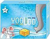 YOOLOO JUNIOR – Das Coole Kartenspiel für Kinder mit niedlichen Tier-Motiven – 2 - 8 Spieler – Lernspiel für Zahlen – 3 bis 30 Minuten – Ostergeschenk – NEU 2018