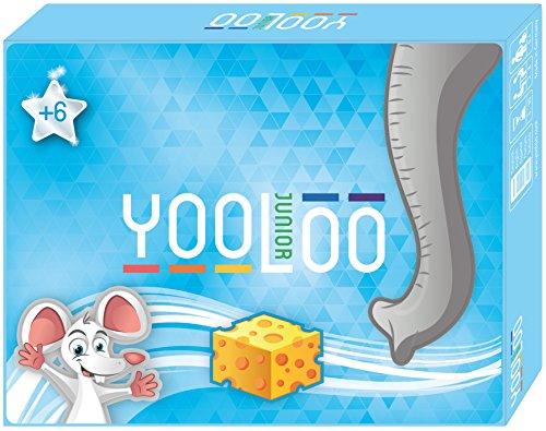 Coole Kartenspiel für Kinder mit niedlichen Tier-Motiven - 2 - 8 Spieler - 3 bis 30 Minuten - NEU 2018 ()