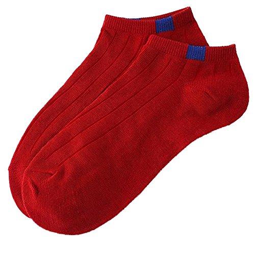 Bcfuda-calzini 1 paio unisex confortevole banda cotone calze pantofole corto caviglia calzini