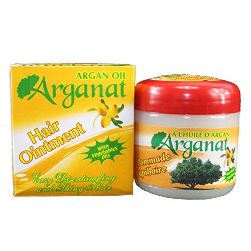 Argan Oil Hair Pommade - 100% naturel - 120 ml