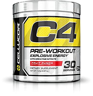 Cellucor C4 Pre Workout Powder with Creatine, G4 from CELLUCOR