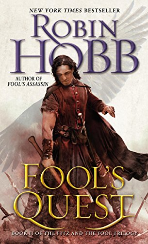 Fool's Quest: Book II of the Fitz and the Fool trilogy (English Edition)