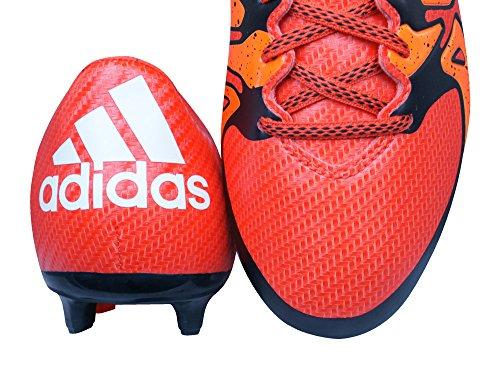 adidas Performance X15.3 Fg/ag Herren Fußballschuhe Naranja / Blanco / Negro