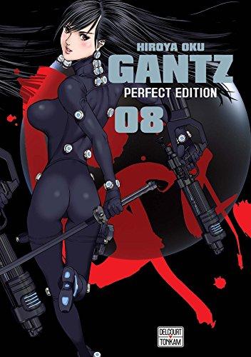 Gantz Edition perfect Tome 8