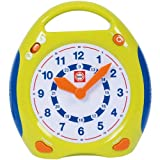 Educa - A1101879 - Jouets d'éveil et 1er âge - Horloge éducative - apprendre à...