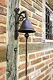 Antikas Glocke | Schöne Gartenglocke | Toller Klang | Türglocke in Antik Optik -