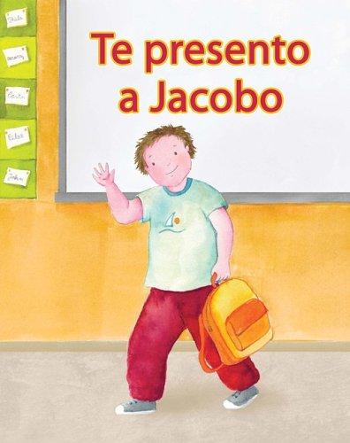 Te Presento A Jacobo = Meet Jacobo (F?il de leer / Easy to Read)